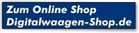 Versand Shop für geeichte Digitalwaagen und Waagen aller Art