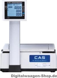 Ladenwaage mit Hochanzeige Typ CT-100