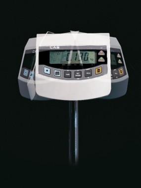 Edelstahlplattformwaage mit optionaler Eichung und IP-Schutzgrad 65