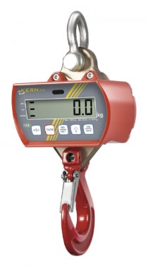 Eichfähige Kranwaage - robuste Ausführung - Industrie Kranwaage bis zu 1,5t