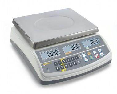 Klassische digitale Ladenwaage -geeicht bestellbar - 30kg / 10g Wochenmärkte Ladengeschäfte
