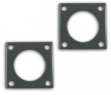 BFS-A06 Fußplatten-Paar - 2 Stück