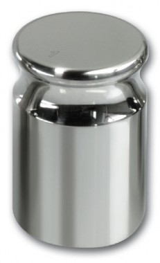 OIML F1 Gewicht kompakt 2000g