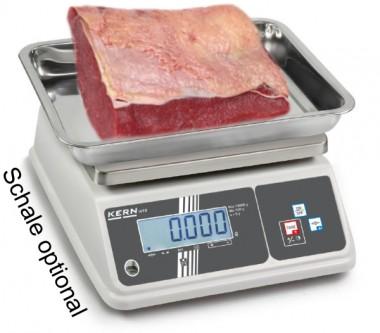 Fleischwaage mit Eichzulassung 6kg/ 2g