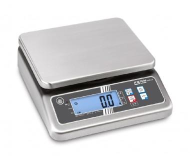 Edelstahl Tischwaage Kern FOB 1,5kg/0.5g - Nahrungsmittel
