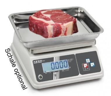 Fleischwaage mit Eichzulassung 3kg/ 1g