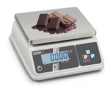 Lebensmittelwaage für Honig oder Schokoladenherstellung Eichwert 0.5g