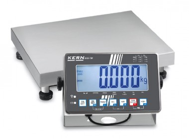 Profi Industriewaage - Wasser und Staubschutz max. 150kg