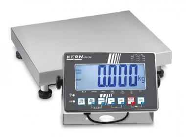 Industrie-Plattformwaage mit IP Schutz (67/68) Kern SXS 6K-3M