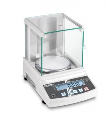 Laborwaage 620 g / 0.001g - Für Qualitätskontrollen in der Lebensmittelchemie
