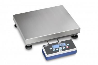 Paketwaage mit optionaler Eichung max. 60kg Plattform 40x30cm