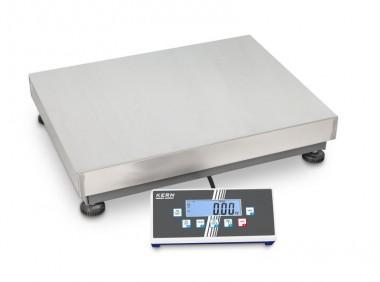 Paketwaage mit optionaler Eichung max. 60kg Plattform 50x40cm