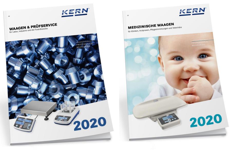 Kataloge 2020 Medizin und Industrie